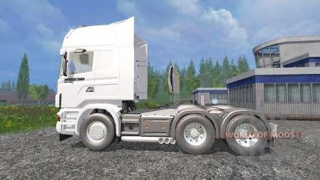 Scania R620 für Farming Simulator 2015