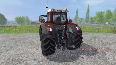 Fendt 936 Vario [red edition] für Farming Simulator 2015
