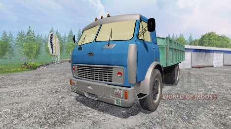 MAZ-500 v1.0 für Farming Simulator 2015