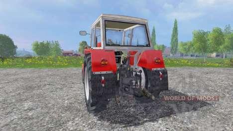 Zetor 8011 v1.0 pour Farming Simulator 2015