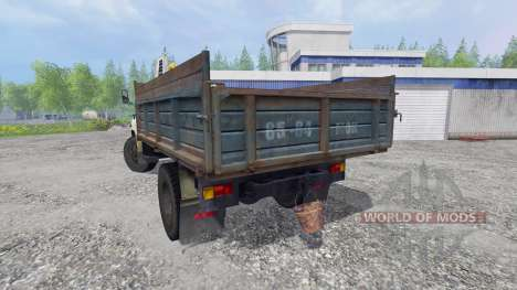 GAZ-53 v3.0 pour Farming Simulator 2015