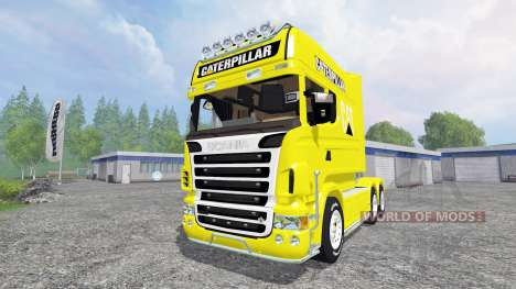 Scania Longline für Farming Simulator 2015