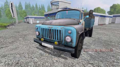 GAZ-53 v2.0 für Farming Simulator 2015