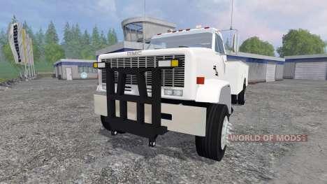 GMC Utility Truck pour Farming Simulator 2015
