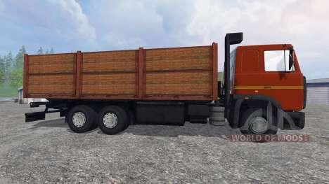 MAZ-6303 [trailer] für Farming Simulator 2015