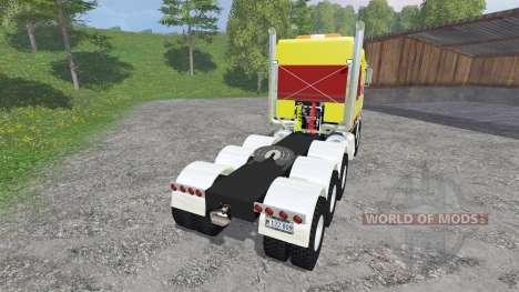 Kenworth K100 v1.1 pour Farming Simulator 2015