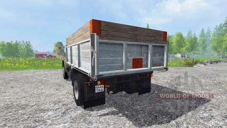 ZIL-131 [diesel] v2.0 für Farming Simulator 2015
