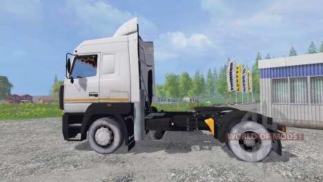 MAZ-5440А8 [Tonar] v1.2 für Farming Simulator 2015