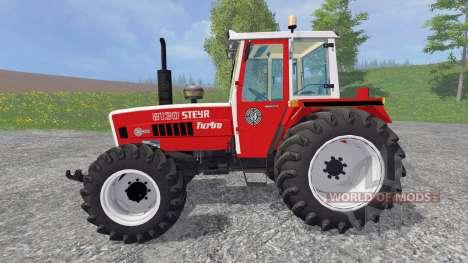 Steyr 8130A pour Farming Simulator 2015