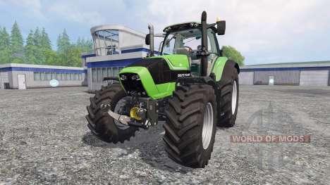 Deutz-Fahr Agrotron 6210 TTV pour Farming Simulator 2015