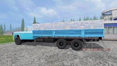 Dodge D700 [truck] pour Farming Simulator 2015