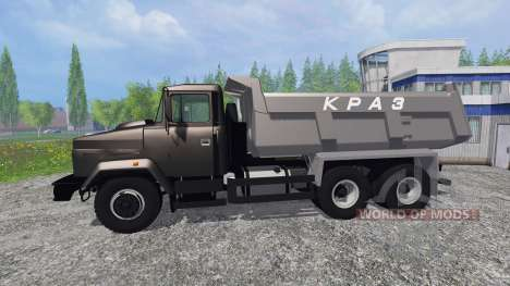 KrAZ-6510 v1.0 für Farming Simulator 2015