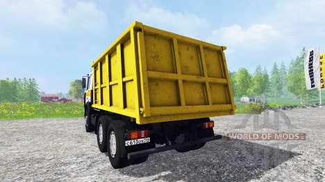 MAZ-5516 v2.0 für Farming Simulator 2015