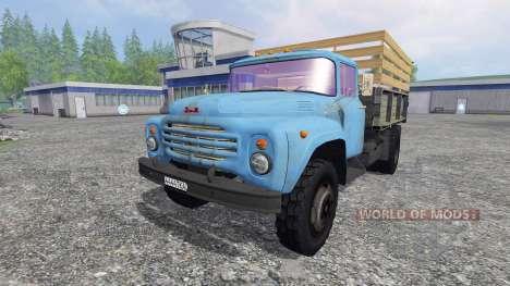 ZIL-130 [silo] für Farming Simulator 2015