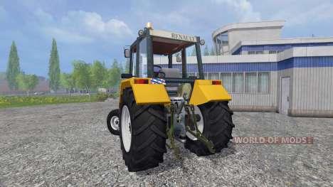 Renault 95.12 für Farming Simulator 2015