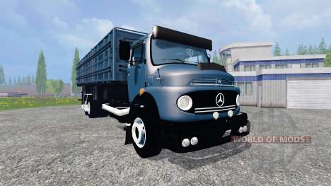 Mercedes-Benz 1513 [multicolored] für Farming Simulator 2015
