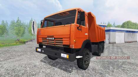 KamAZ-65115 v1.0 für Farming Simulator 2015