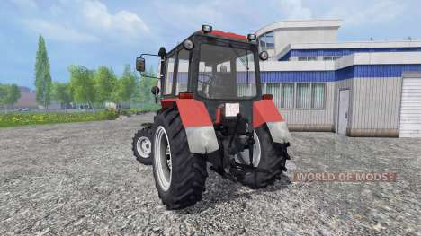 MTZ-82.1 belarussischen v1.0 für Farming Simulator 2015