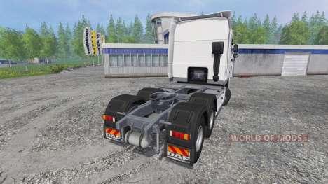 DAF XF105 v0.9 für Farming Simulator 2015