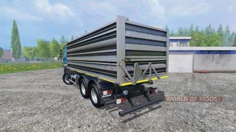 Tatra Phoenix T 158 6x6 [Agro] pour Farming Simulator 2015