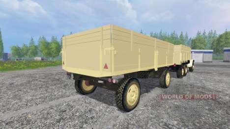 ZIL-157 [GKB-817] pour Farming Simulator 2015
