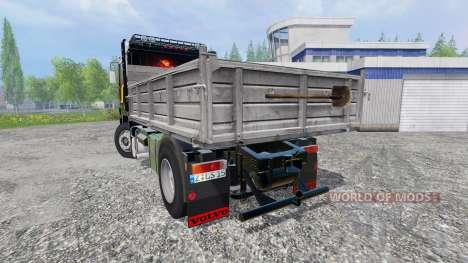 Volvo F12 [kipper] pour Farming Simulator 2015
