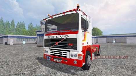 Volvo F12 [trailer] für Farming Simulator 2015