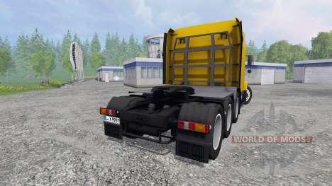 GAZ Titan v1.8 für Farming Simulator 2015