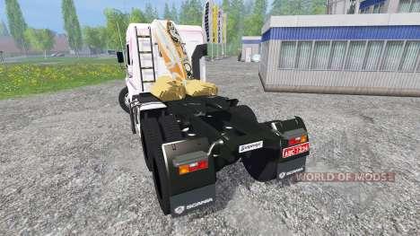 Scania 113H pour Farming Simulator 2015