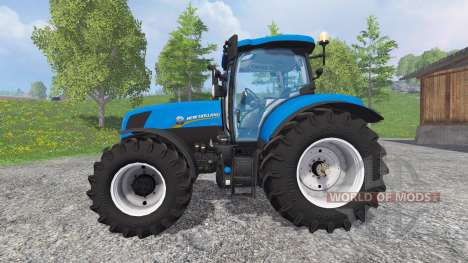 New Holland T7.170 [pack] pour Farming Simulator 2015