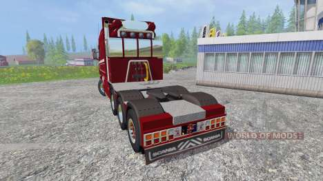 Scania Heavy pour Farming Simulator 2015