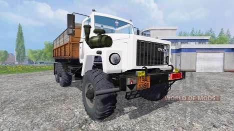 GAZ-3309 6x6 für Farming Simulator 2015