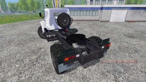 Ural-43206 v1.1 für Farming Simulator 2015