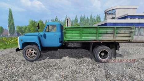 GAZ-53 v1.2 pour Farming Simulator 2015