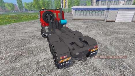 Tatra 815 6x6 für Farming Simulator 2015