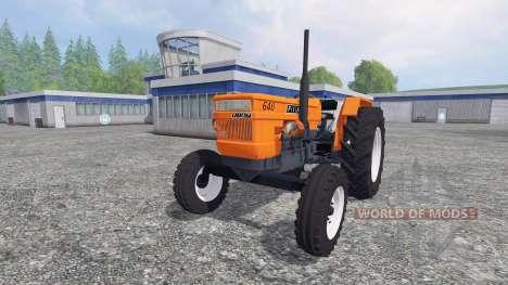 Fiat 640 für Farming Simulator 2015