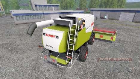 CLAAS Lexion 580 pour Farming Simulator 2015