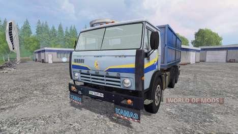 KamAZ 5320 v2.0 pour Farming Simulator 2015