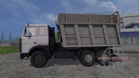 MAZ-5516 v1.0 für Farming Simulator 2015
