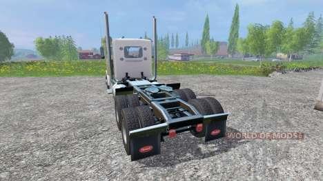 Peterbilt 379 [daycab] für Farming Simulator 2015