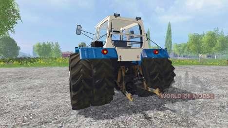 Fortschritt Zt 303C v2.6 für Farming Simulator 2015