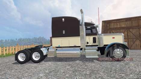 Peterbilt 388 [fixed] für Farming Simulator 2015