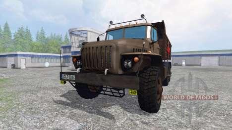 Ural-4320 v2.0 für Farming Simulator 2015