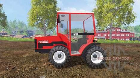 Cararro Tigrecar 3800 HST für Farming Simulator 2015