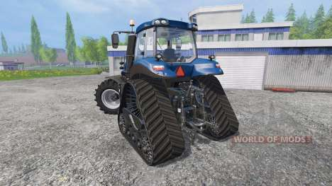 New Holland T8.435 [SmartTrax] v1.1 pour Farming Simulator 2015