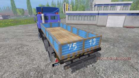 MAZ-4370 [pack] für Farming Simulator 2015