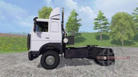 MAZ-5432 [weiß] für Farming Simulator 2015