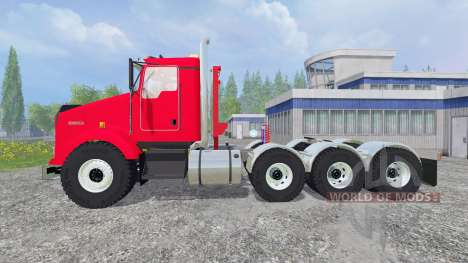 Kenworth T800 v2.0 für Farming Simulator 2015