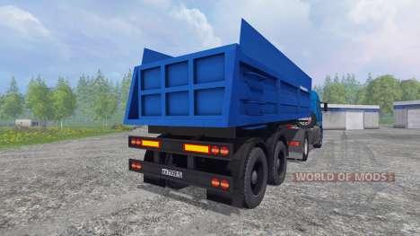 KamAZ-5460 [trailer] für Farming Simulator 2015