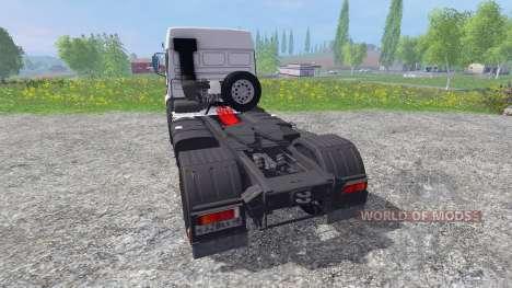 KamAZ-5460 [multicolore] pour Farming Simulator 2015
